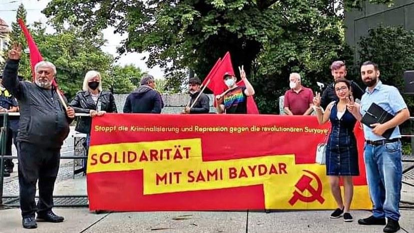 Gerichtsurteil gegen Suryoye-Aktivist Sami Baydar