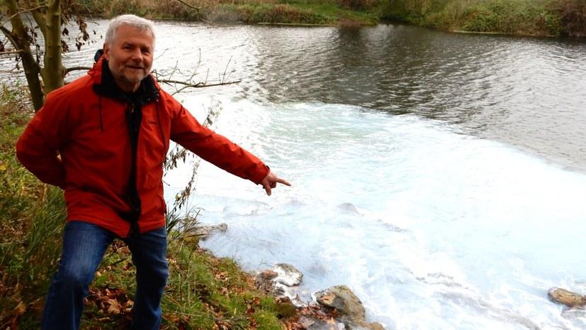 Erster Erfolg im Kampf gegen PCB im Grubenwasser