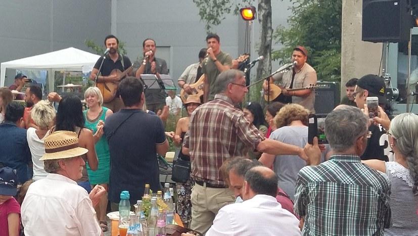 12. Neckarfest mit Überraschungsgast: Grup Yorum spielt