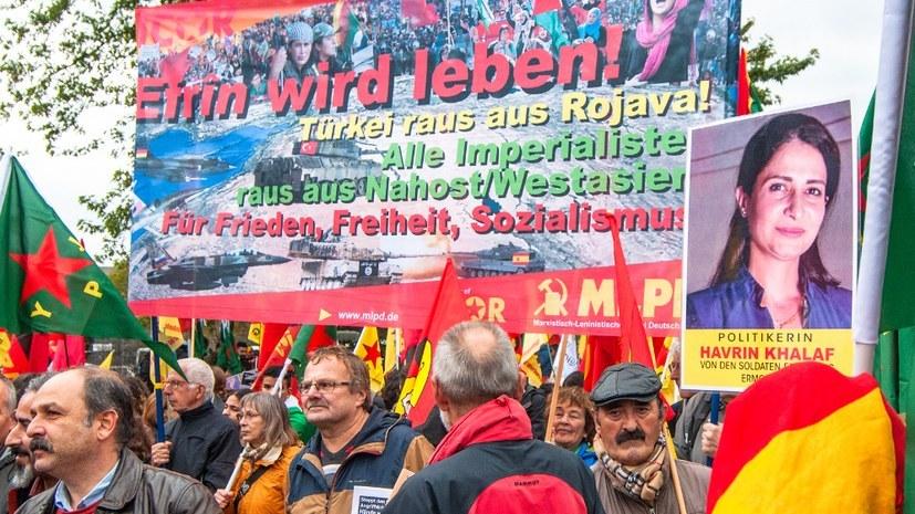 MLPD protestiert entschieden gegen Verbot des Kongresses des kurdischen Europaverbands KCDK-E!