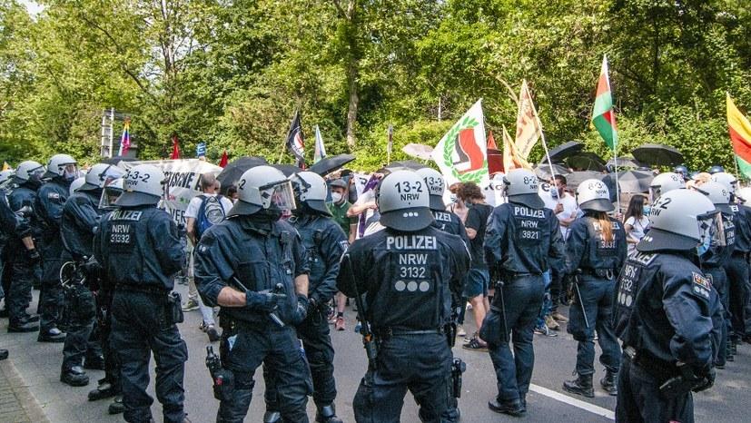 17. Juli: Aktionstag in vielen Städten - Versammlungsgesetz NRW muss vom Tisch