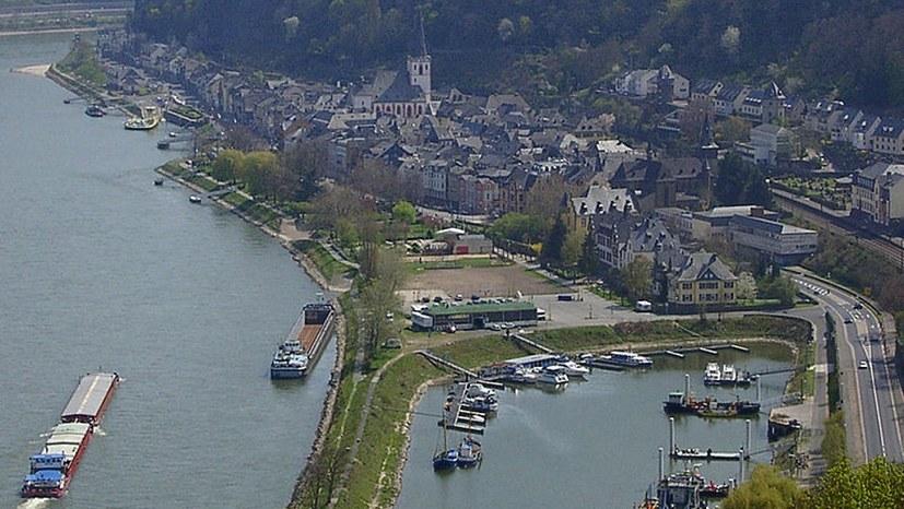 Am Rhein wird morgen mit dem Ärgsten gerechnet
