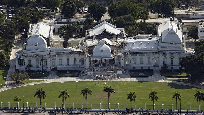 Zur Ermordung des haitianischen Präsidenten J. Moïse