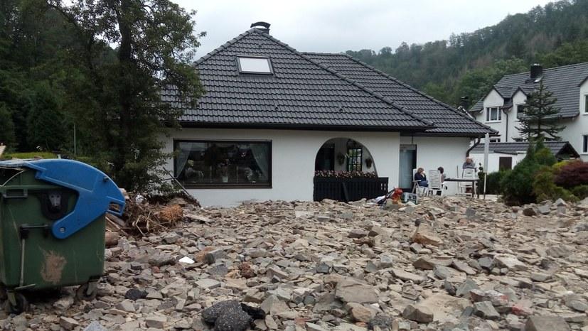 Weiterer Hilfseinsatz in Hagen