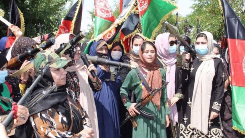 Nach imperialistischem Truppenabzug - 270.000 auf der Flucht vor den Taliban