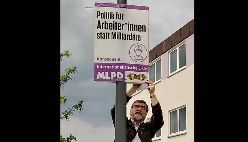 Baufällige Laternenmasten in Wolfsburg?!