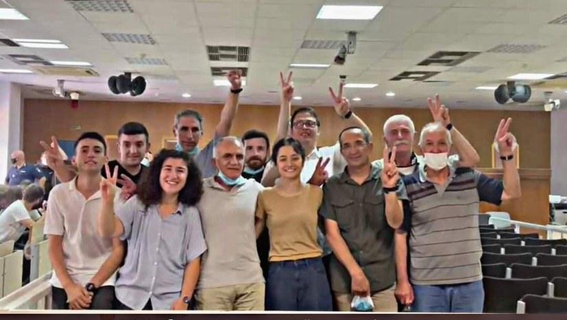 Elf Revolutionäre aus der Türkei zu 20 Jahren Haft verurteilt