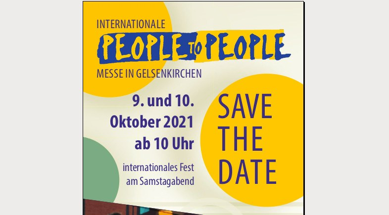 Mediengruppe Neuer Weg und People to People laden herzlich zu internationaler Messe ein