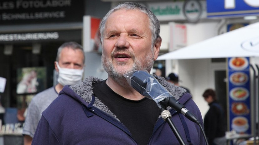 """Zeitung aus der Türkei """"Kizil Bayrak"""" solidarisiert sich mit Stefan Engel"""