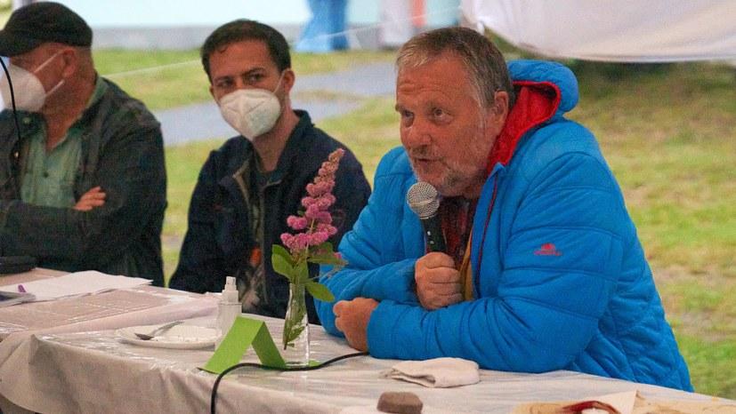 16. Waldfest und Podiumsdiskussion mit Stefan Engel
