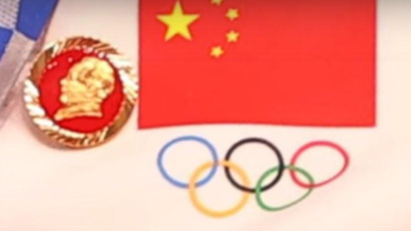 Mythos der Ideologiefreiheit der Olympischen Spiele bröckelt