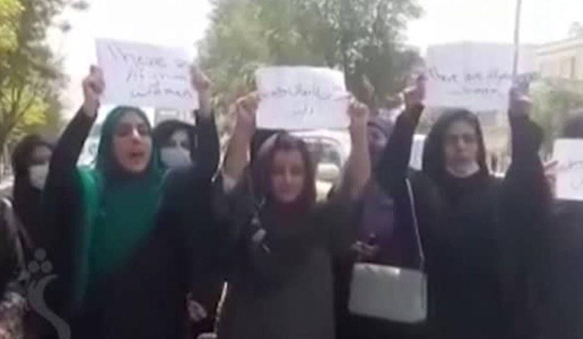 Afghanistan: Besatzer waren verhasst wie die Pest - jetzt Proteste gegen Taliban