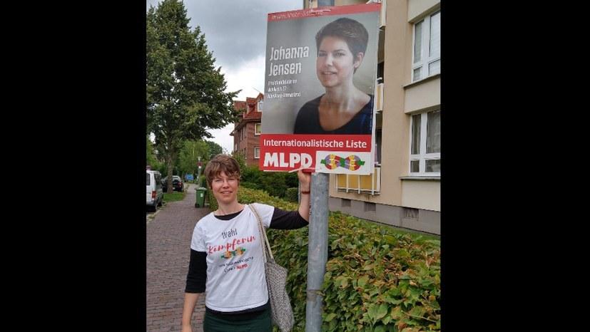 Grundstein für die Wählerinitiative Johanna Jensen gelegt