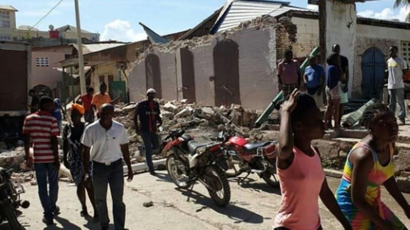 Katastrophen in Haiti: Widerstand gegen Umweltschäden und US-Imperialismus