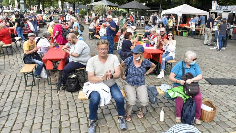 Kulturvolles und vielfältiges Vorprogramm am Steintor in Hannover