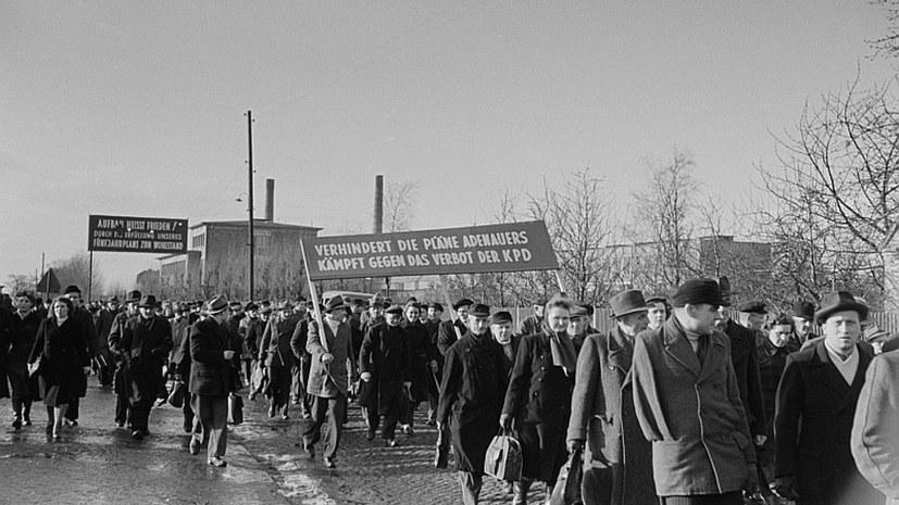 Vor 65 Jahren: KPD verboten