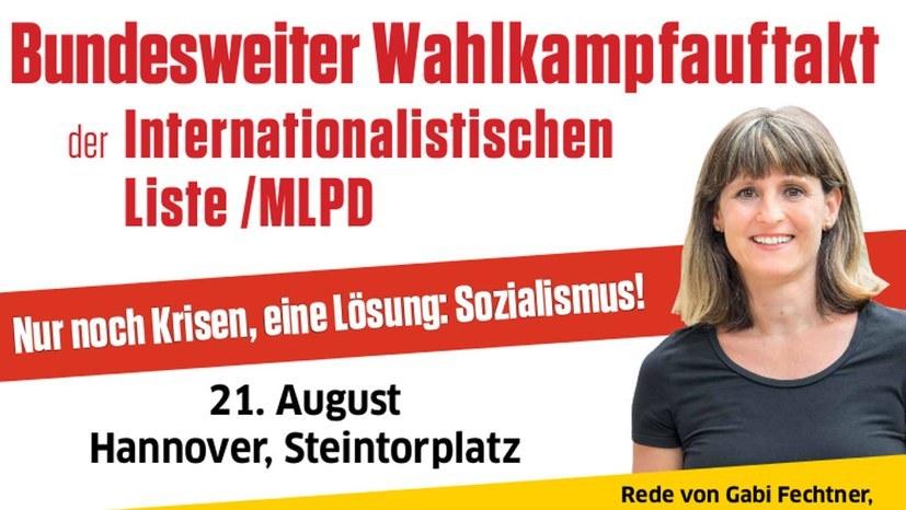Wählerinitiativen von München bis Rostock freuen sich darauf