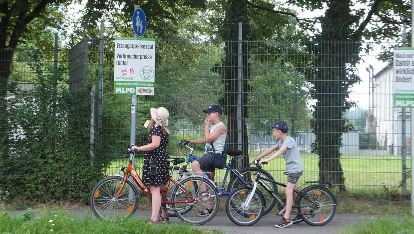 Plakatieren in Stuttgart hat Spaß gemacht