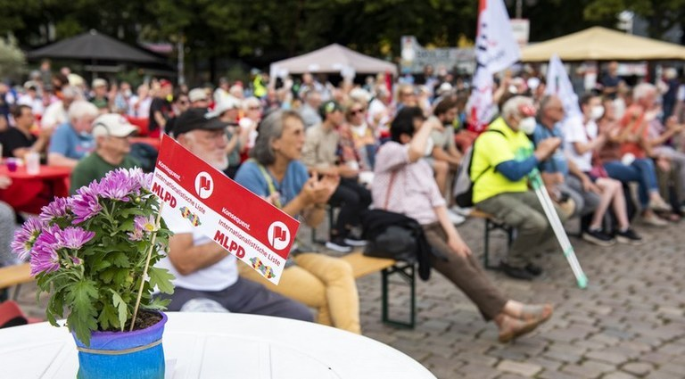 Erfurter Parteitag der MLPD hat stattgefunden