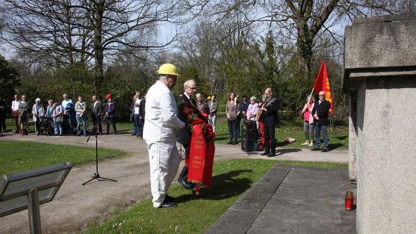 Friedhofssatzung: Lex Antikommunismus