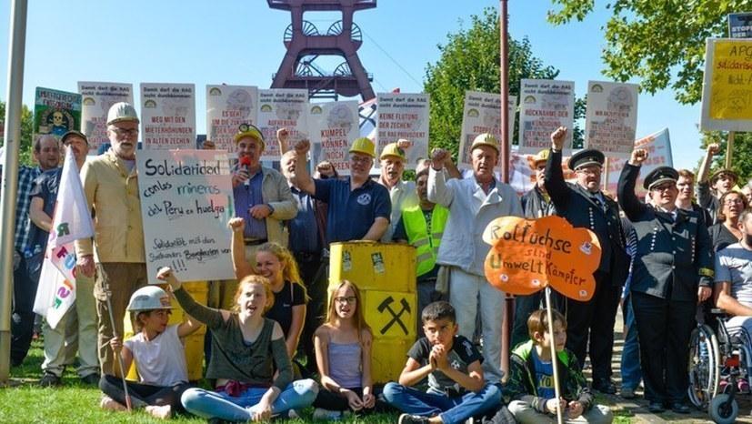 Bergleute gewinnen auch vor dem Bundesarbeitsgericht gegen die RAG