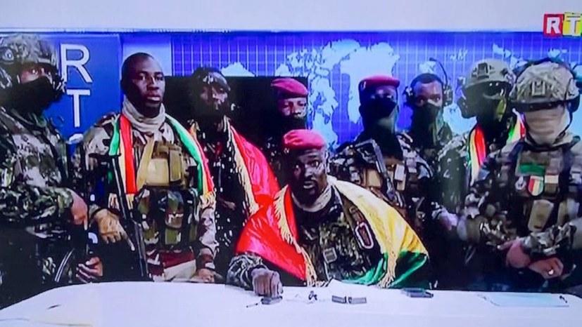 Militärputsch in Guinea