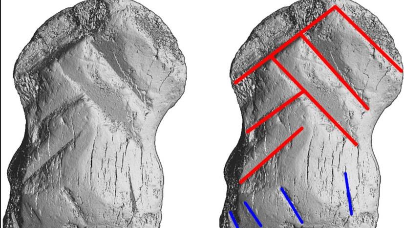 Uraltes Kunstwerk der Neandertaler stellt herrschende Theorie erneut infrage