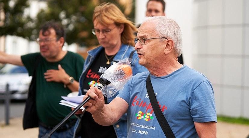 """Erfolgreicher Protest gegen """"Die Rechte"""""""
