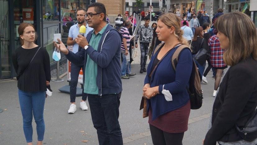 Gabi Fechtner in Dortmund: Überzeugende Argumente für den Sozialismus