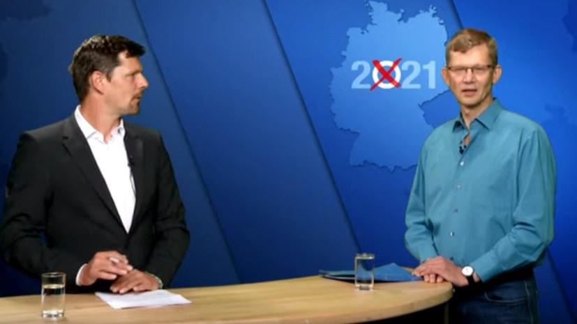 """Jena TV"" sprach mit Anatole Braungart"