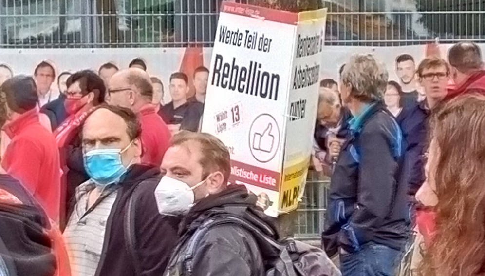 Kampfstarke Eisenbahner erzwingen Zugeständnisse - weitere Arbeiterkämpfe mitten im Wahlkampf