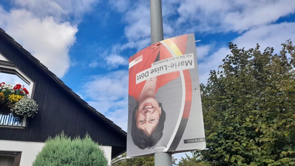 Die CDU steht kopf