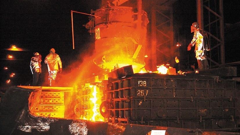 Arbeiter für Umweltschutz und Arbeitsplätze statt für Greenwashing der Stahlkonzerne!
