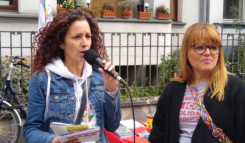 Frauenpower-Tour am Nordstadt-Krankenhaus