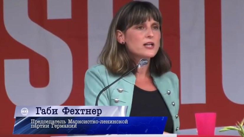 MLPD im russischen Fernsehen