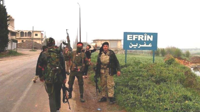 Dschihadisten verschleppen Zivilisten in Efrîn