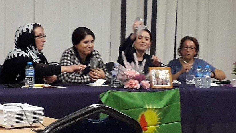 Kämpferische Weltfrauen von Rojava bis nach Tunis!