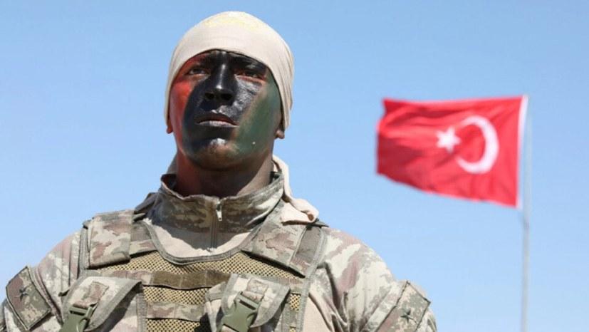 Das private Militärunternehmen SADAT