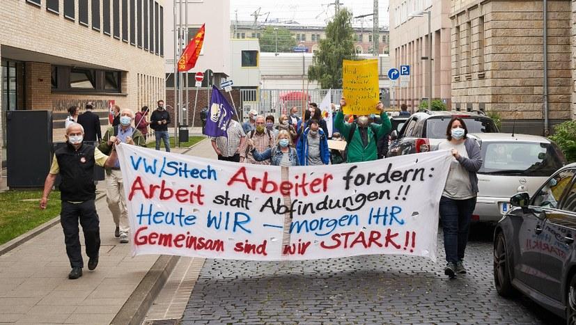 Klassenjustiz: Klage von Sitech-Kollegen gegen Volkswagen Nutzfahrzeuge abgewiesen