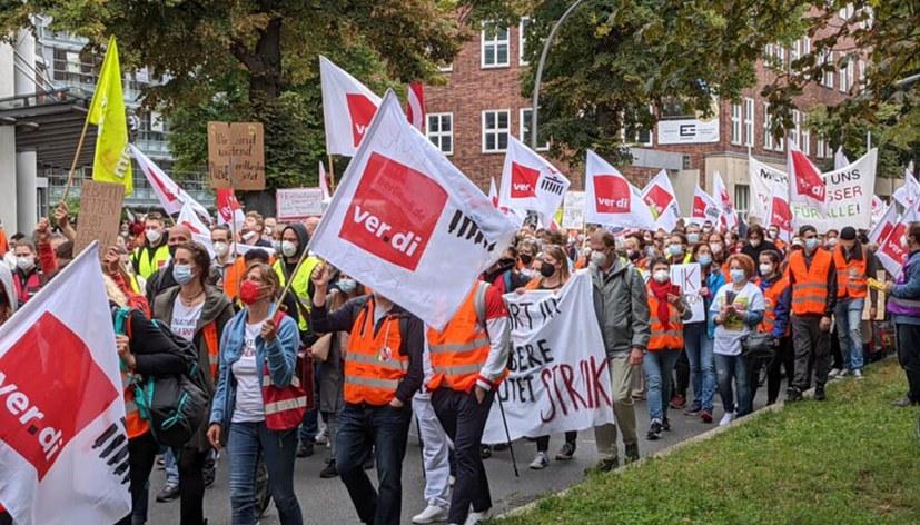 Charité- und Vivantes-Kollegen erzielen Streikerfolg - und sind weiter streikbereit