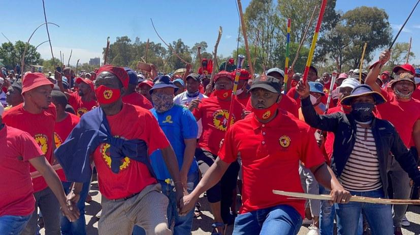 Der Streik in Stahlverarbeitung und Maschinenbau geht weiter