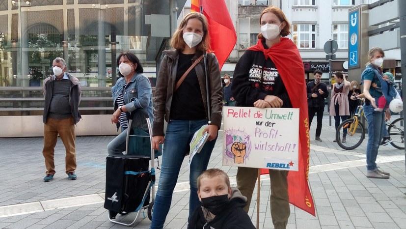 Gelsenkirchen: Wenige Schüler, aggressiver Antikommunismus