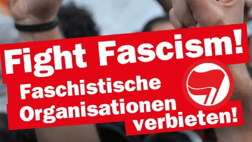Niederträchtiger faschistischer Angriff auf wöchentlichen Stand vor dem Treff International in Neukölln