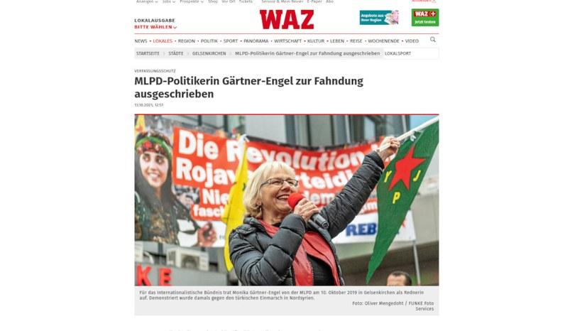 Solidarität mit Monika Gärtner-Engel und Stefan Engel (aktualisiert am 15. Oktober)