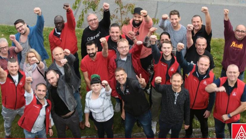 Daimler-Truck-Vertrauensleute üben Solidarität mit Opel-Belegschaften