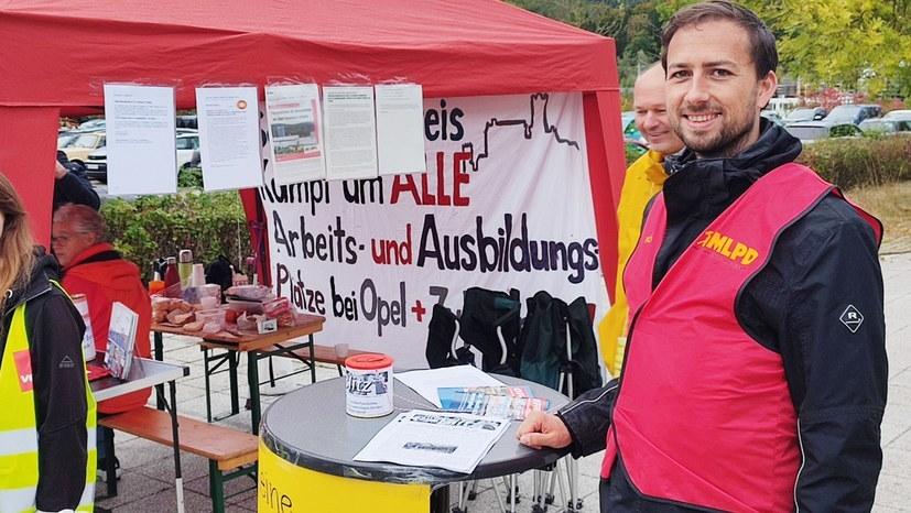Geplante Schließung von Opel Eisenach wird zum Politikum!