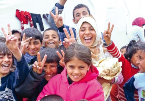 Flüchtlingssolidarität