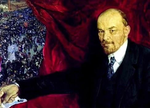 Lenin kommt nach Gelsenkirchen