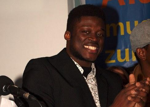 Solidarität mit Alassa Mfouapon