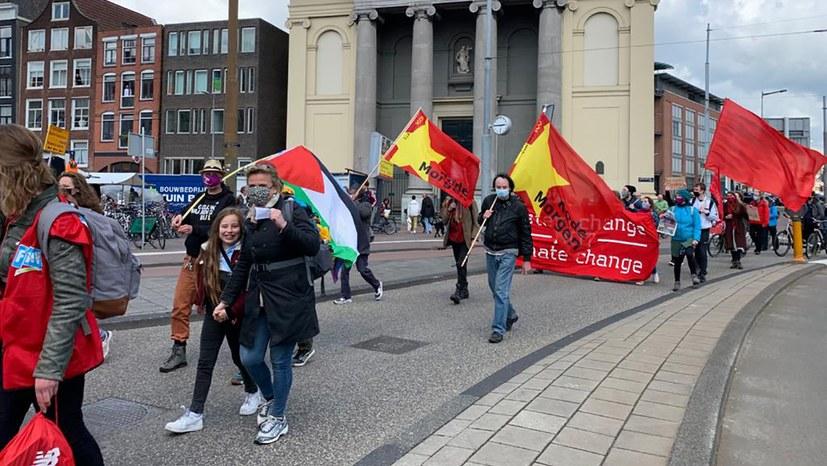 1.Mai 2021 - Amsterdam